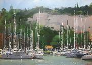 Port of Montange France