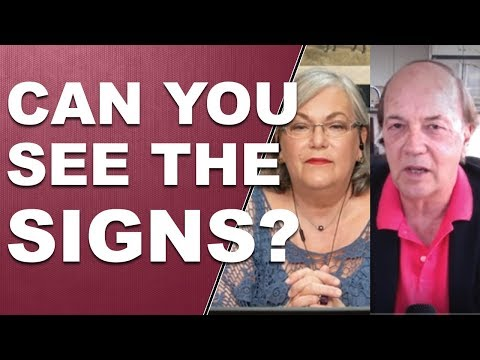 CAN YOU SEE THE SIGNS? Lynette Zang & Jim Rickards Talk Economy, Gold, Crypto, & Aftermath.