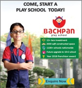play school franchise opportunity