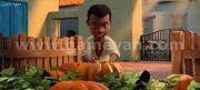 Pequenos Heroes tv cartoon film series by 3D Animation Studio