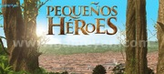 Pequenos Heroes tv cartoon film series by Game Art Outsourcing Studio