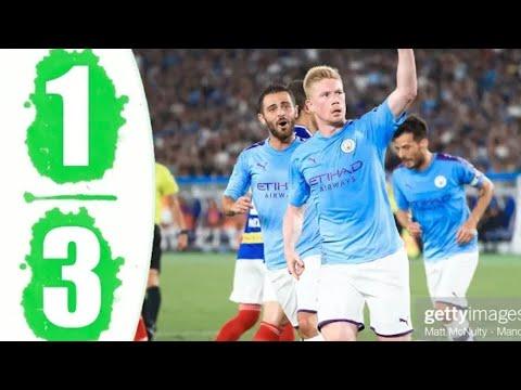 ไฮไลท์  Manchester City 3-1Yokohama F. Marinos