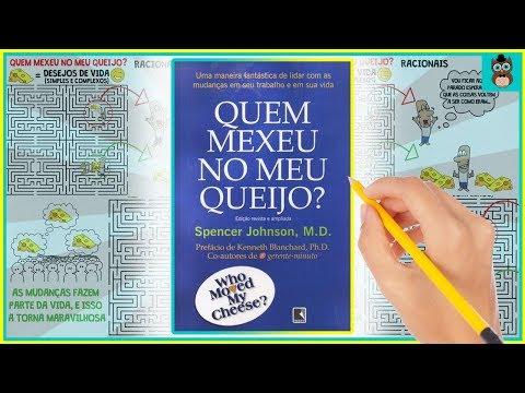 COMO LIDAR COM AS MUDANÇAS | QUEM MEXEU NO MEU QUEIJO? | Spencer Johnson | Resumo Animado
