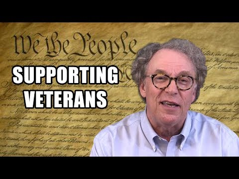 How We Should Support Our Veterans