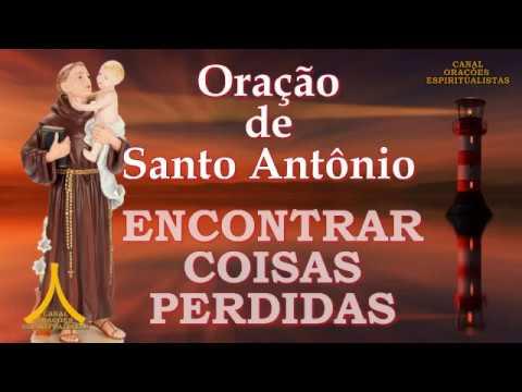 Oração de Santo Antônio para Encontrar Coisas Perdidas