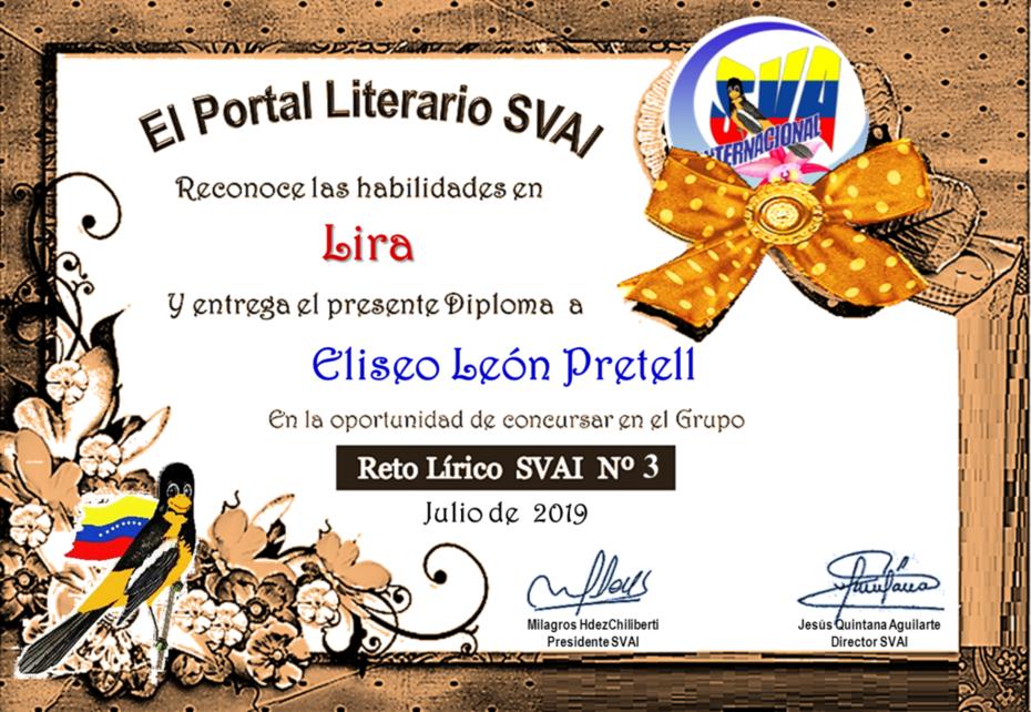 ELISEO LEÓN PRETELL