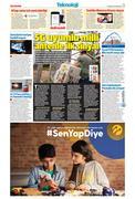 Yeni Safak Technology Page - 27072019