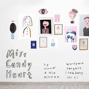 """นิทรรศการ """"Miss Candy Heart"""""""