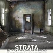 """นิทรรศการ """"Strata"""""""
