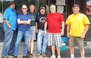 GUNTOWN BEER (Bar/Restaurant) w/THE CELLAR BLUES BAND