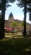 Sorokpolány kastély és park.