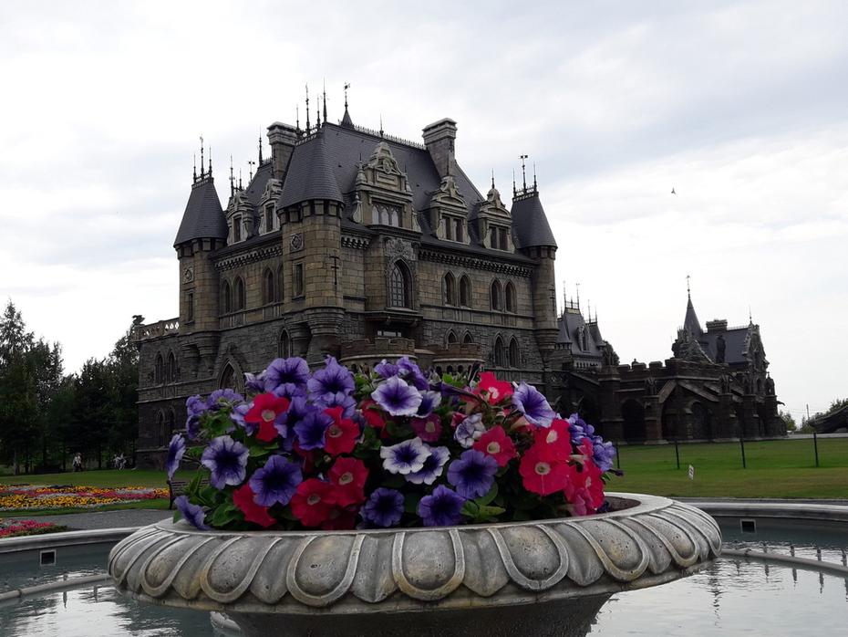 Замок Гарибальди .