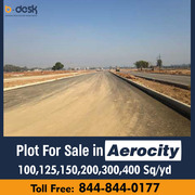 Aerocity Mohali Plots price
