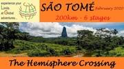 GlobalLimits São Tomé - The Hemisphere Crossing -