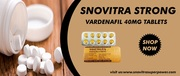 Vardenafil 40mg Tablets Online
