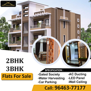 2/3 BHK Apartments for sale in Kharar