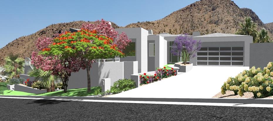 Rancho Mirage Residence - V2a