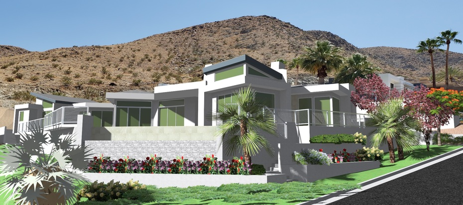 Rancho Mirage Residence - V1