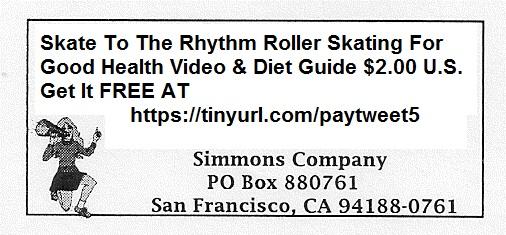 Skate To The Rhythm Video & Diet Guide
