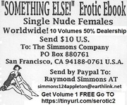 """SOMETHING ELSE!"" Erotic EBooks"