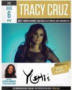 Tracy Cruz LIVE at Yoshi's