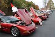 "14th ANNUAL ""TOYS 4 TOTS"" SANTA CRUISE @ SUMMIT RACING"