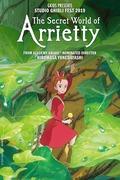 The Secret World Of Arrietty (Japanese Movie)