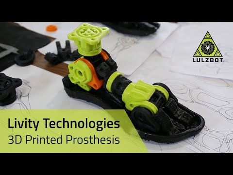 Livity Technologies - 3D Printed Prostheses