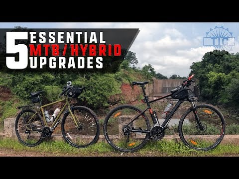 Best MTB Upgrades