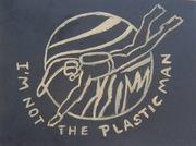 envie mail art teme i m not de plastic man