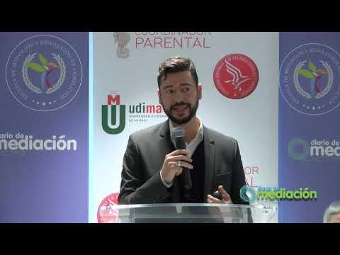 Félix Arias: Retos de la Coordinación Parental