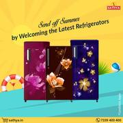 Single Door Fridge - Sathya Online Shopping