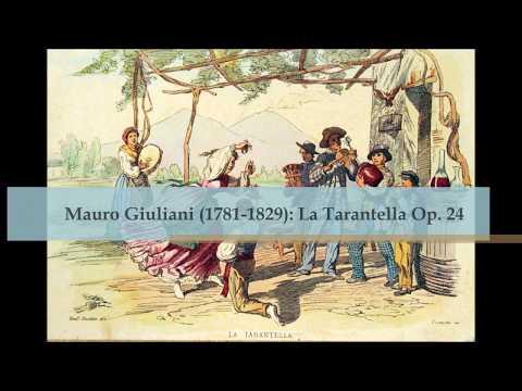 La Tarantella, Op. 24 - Mauro Giuliani / Luca Soattin
