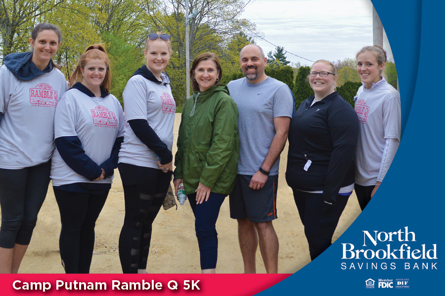Camp Putnam Ramble Q: 5K and BBQ Fundraiser
