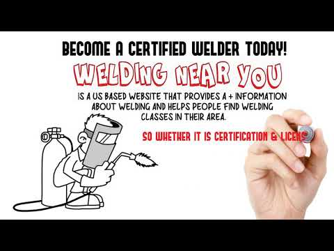 Want to become a professional Welder?
