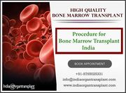 Get Bone Marrow and Transplant Procedure in India