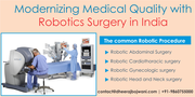 Robotic Surgery and Its Promise for the Future