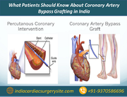 What Patients Should Know About Coronary Artery Bypass Grafting in India
