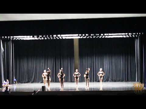 """Mckinley Pantherettes-""""Both Sides/NC-17@2019 Dance Camp Showcase"""