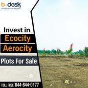 Plots For in EcoCity Aerocity