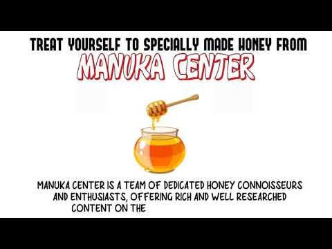 Suffering From The Skin: Manuka Honey