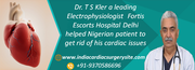 Dr. T S Kler a leading Electrophysiologist Fortis Escorts Hospital Delhi helped Nigerian patient to get rid of his cardiac issues