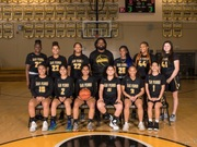 San Pedro High School Girls Basketball 2018-2019