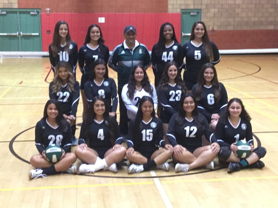 Port Of Los Angeles High School Girls Volleyball 2018