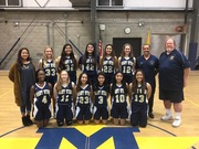Mary Star High School Girls Basketball 2018-2019