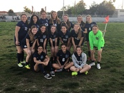 Mary Star High School Girls Soccer 2018-2019