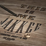 """นิทรรศการ """"This is me JAKKEE"""""""