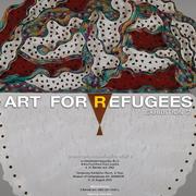 """นิทรรศการ """"Art for Refugees"""""""