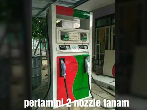 Pom mini pertamini digital 2 nozzle tanam|081320056565