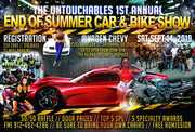 The UNTOUCHABLES 1st Annual END OF SUMMER CAR SHOW